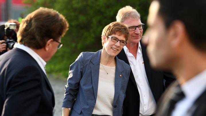 Wahlabend im Saarland: Überraschend klar