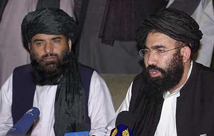 Einlenken signalisiert: Taliban wollen über Auslieferung Bin Ladens verhandeln