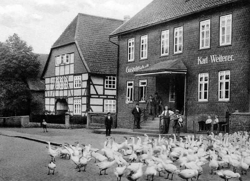 EINMALIGE VERWENDUNG Gasthaus