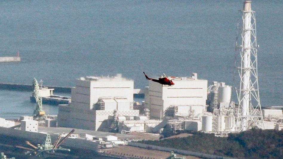 Drohende Kernschmelze: Radioaktives Cäsium sickert aus japanischem AKW