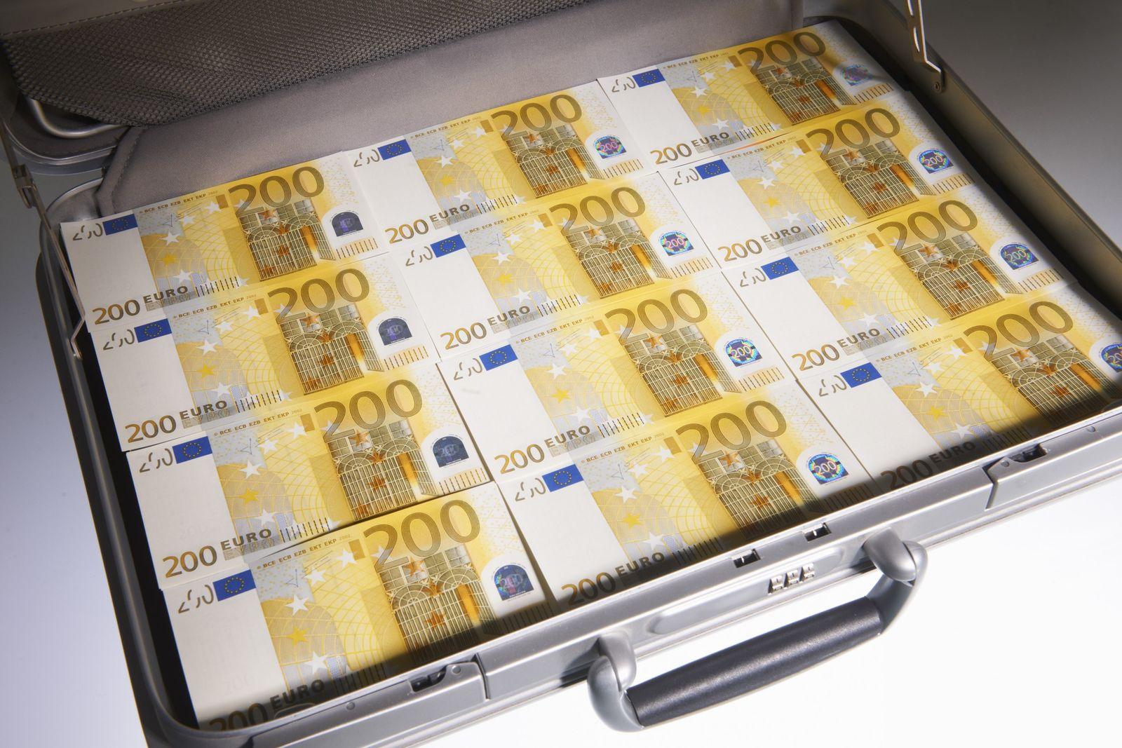 NICHT MEHR VERWENDEN! - Geld/ Geldwäsche/ Deutschland