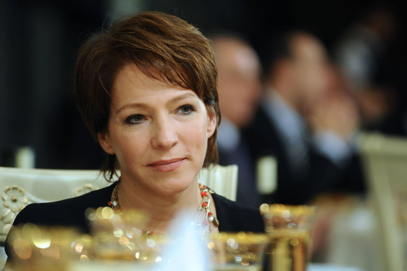 EINMALIGE VERWENDUNG Tatjana Yumaschewa