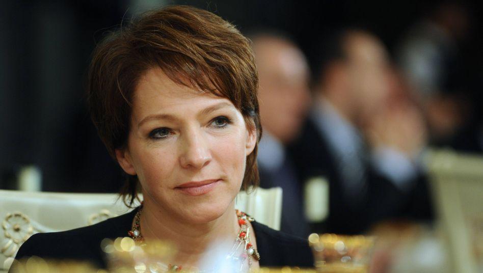 Jelzin-Tochter Tatjana Jumaschewa: Österreichische Staatsbürgerin