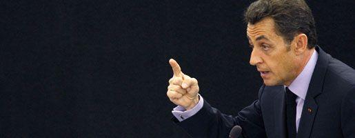 """Sarkozy: """"Industriepolitische Antwort"""" auf die Finanzkrise finden"""