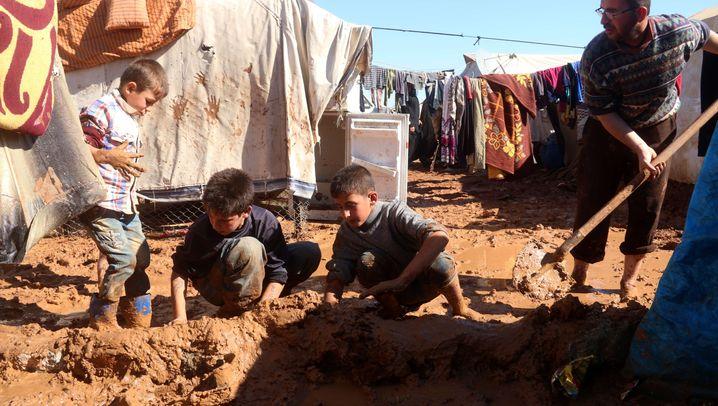 Flüchtlingskonferenz: Millionen gegen das millionenfache Leid