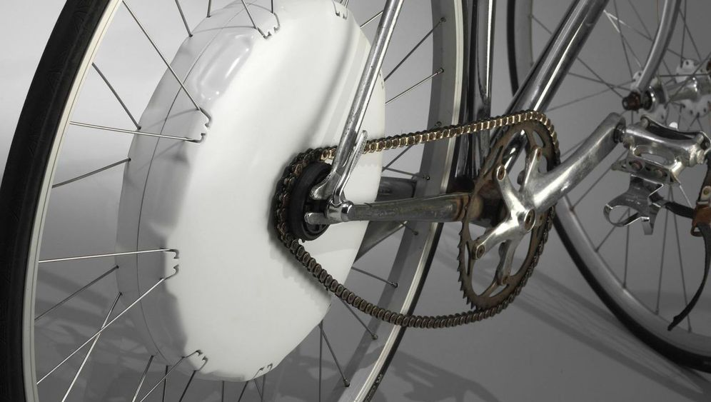 Schlaues Rad: E-Bike-Nachrüstsatz von Kickstarter