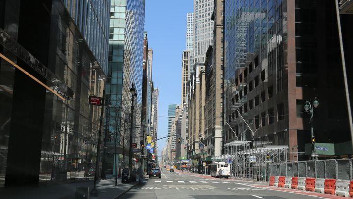 Vier Metropolen, vier Geisterstädte: Venedig und Paris, New York und London