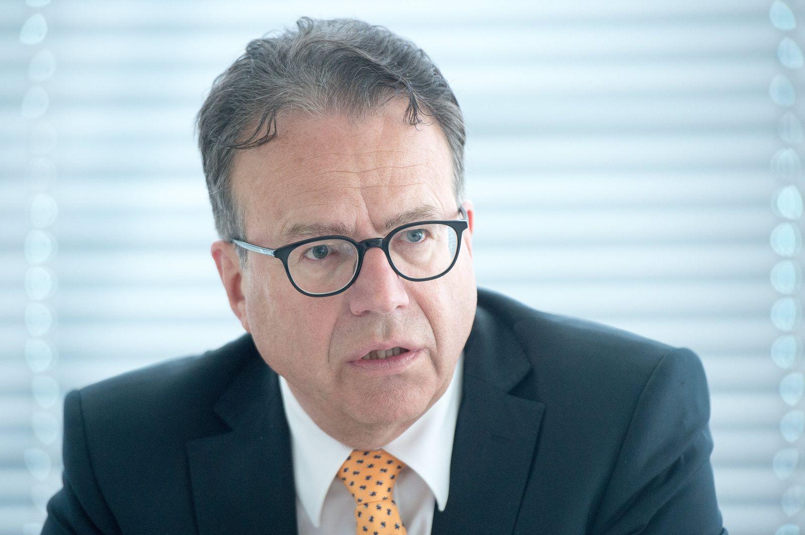 Frank-Jürgen Weise, Vorsitzender der Bundesagentur für Arbeit