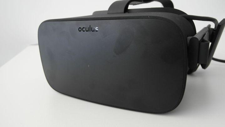 VR-Headset: Die Hardware der Oculus Rift