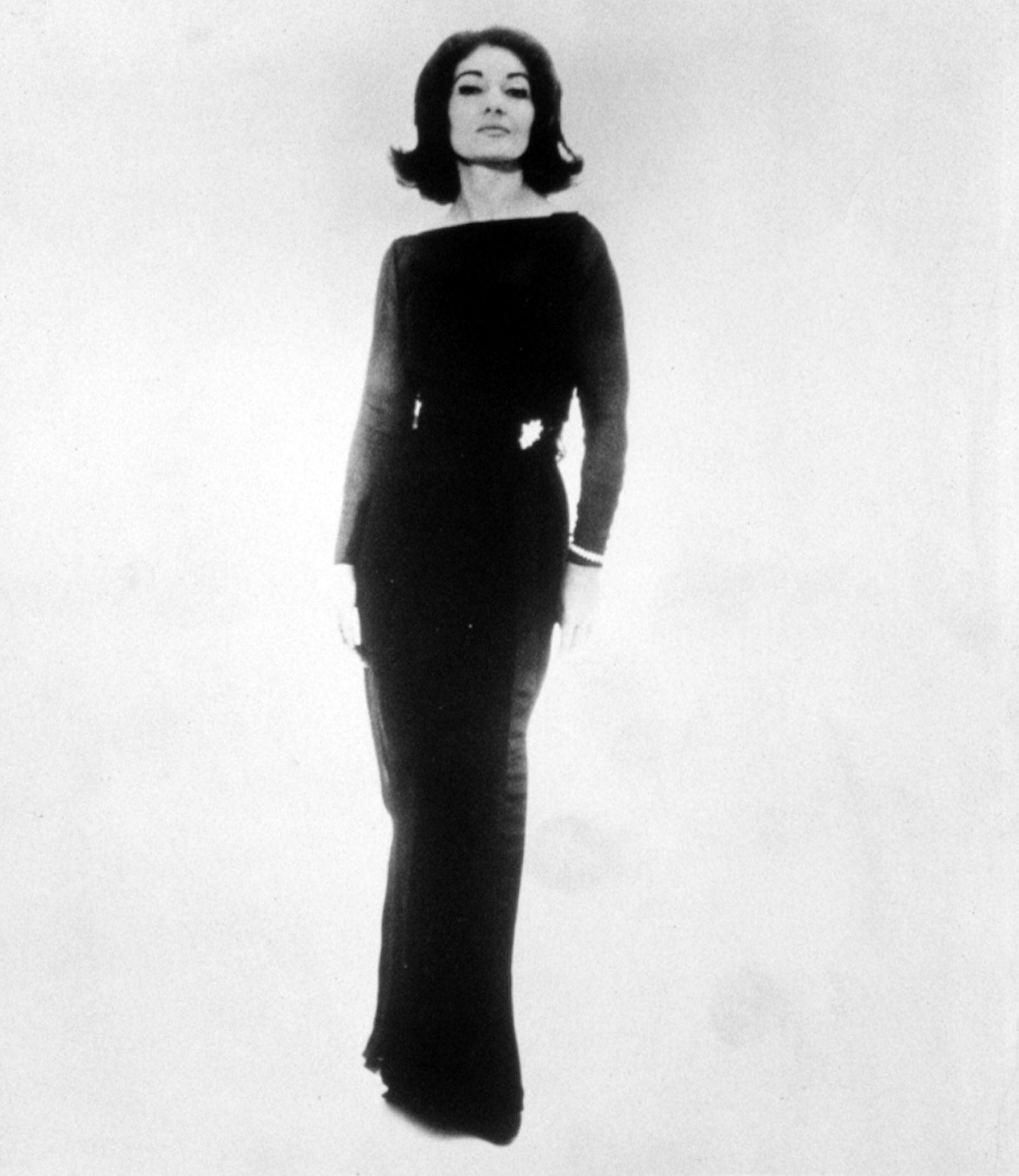 Maria Callas, c.1965