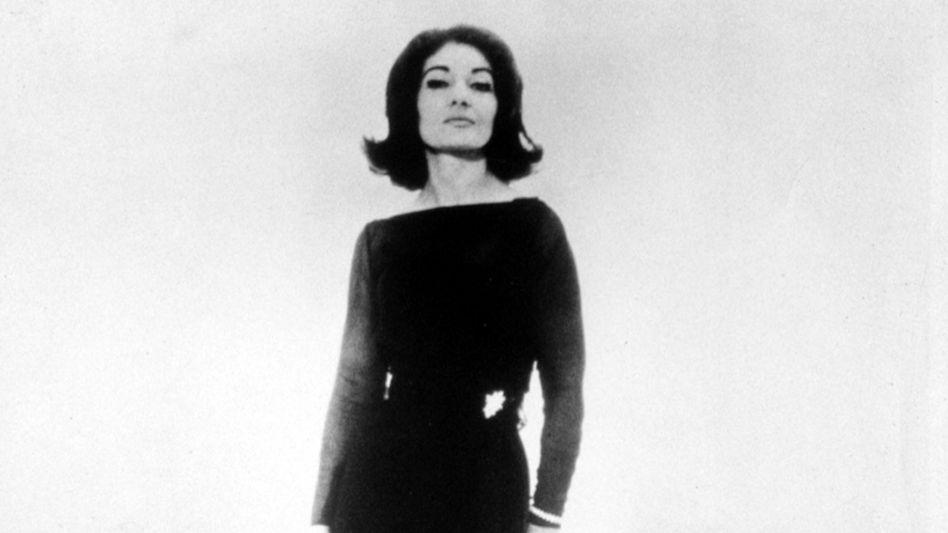 Sängerin Callas um 1970: »Gottverdammte Gesangsmaschine«