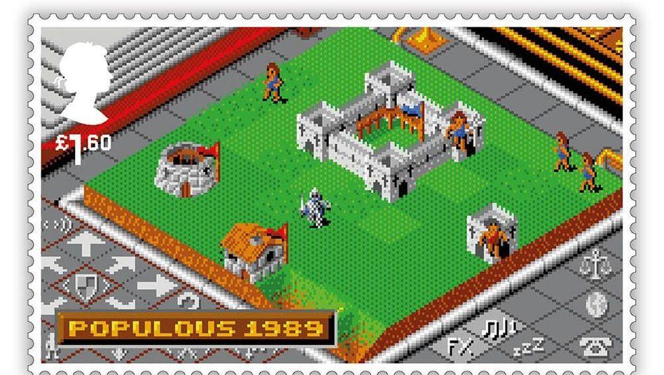 """""""Populous"""" von 1989 zählt zu jenen Spielen, die den britischen Game Designer Peter Molyneux bekannt gemacht haben"""