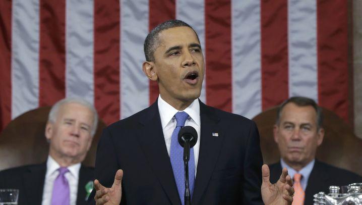 Rede zur Lage der Nation: Obamas linke Kampfansage
