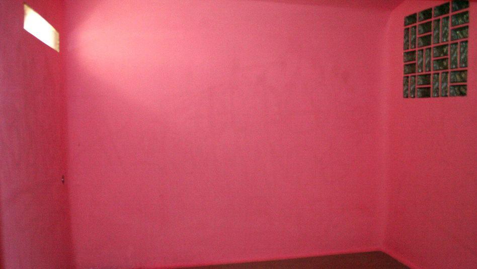 Rosafarbene Zelle in der JVA Dortmund: Das große Streichen