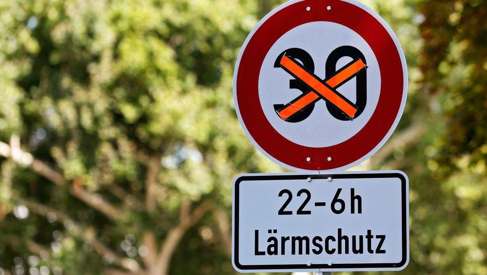 Neue EU-Grenzwerte für Verkehrslärm: Je stärker desto dröhn