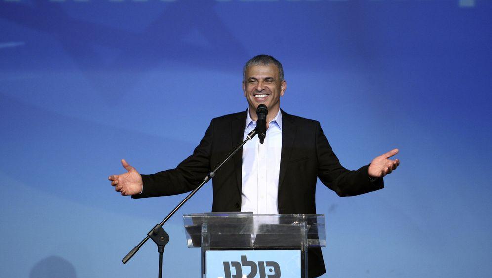 Israel: Kahlon kann entscheiden