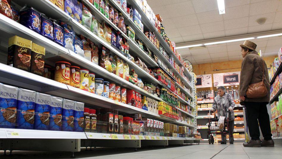 Supermarkt in Magdeburg (Archiv)