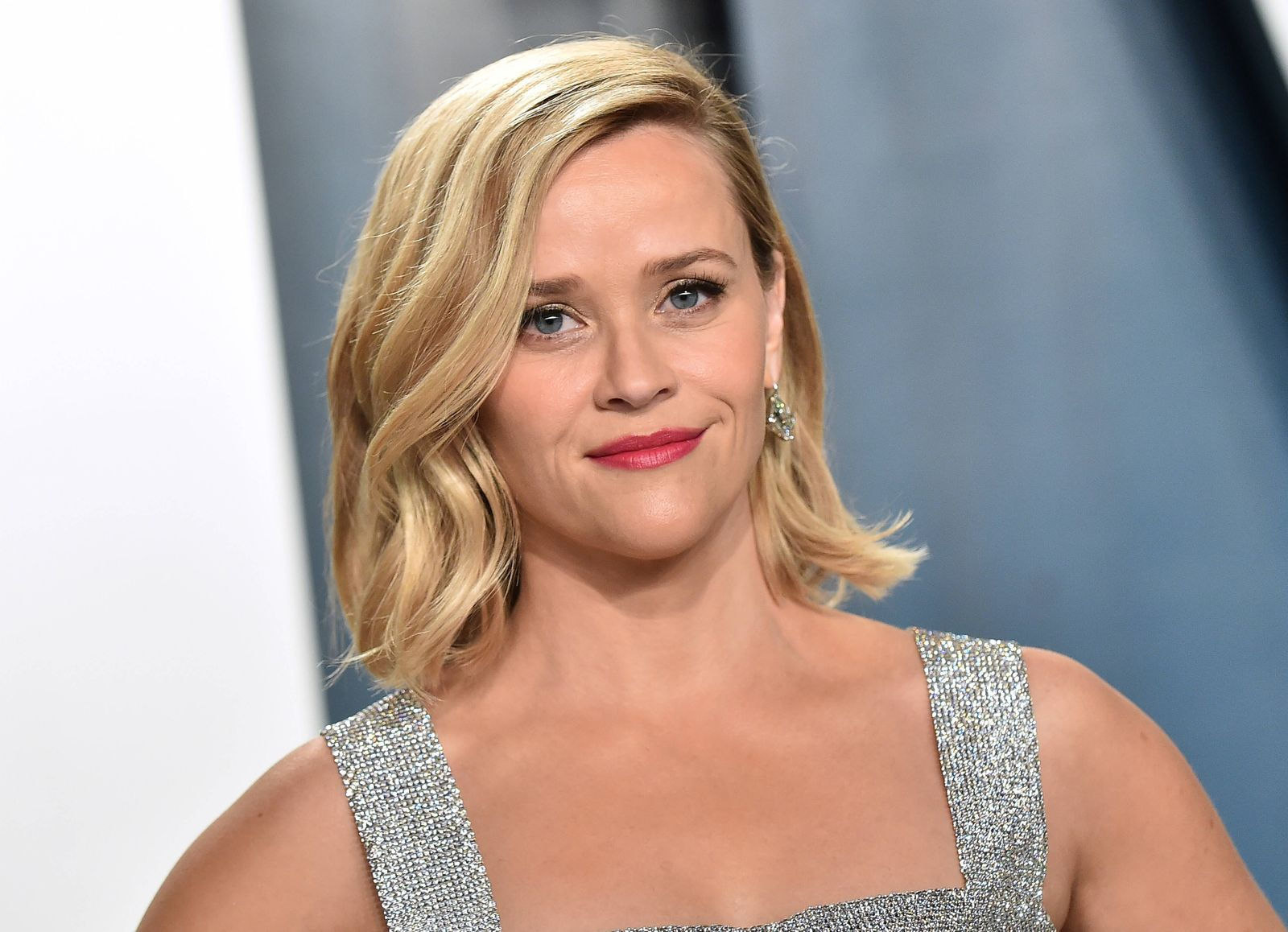 Reese Witherspoon arriving at the Vanity Fair Oscar Party in Beverly Hills, California - Feb 9, 2020 - Vanity Fair Oscar