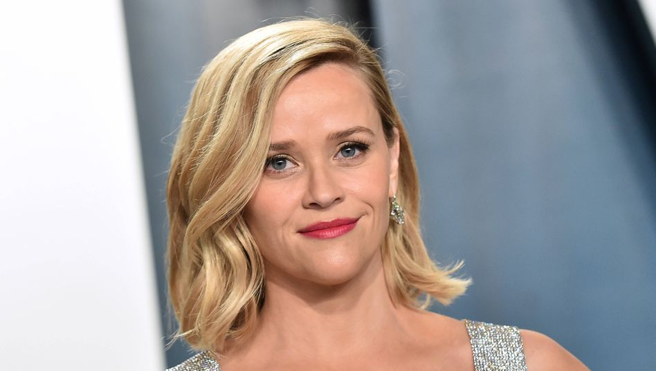 Reese Witherspoon im Februar in Beverly Hills