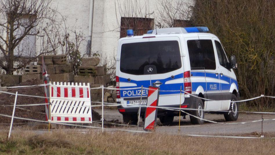 Polizeieinsatz in Unterfranken: Cold Case vor der Aufklärung?