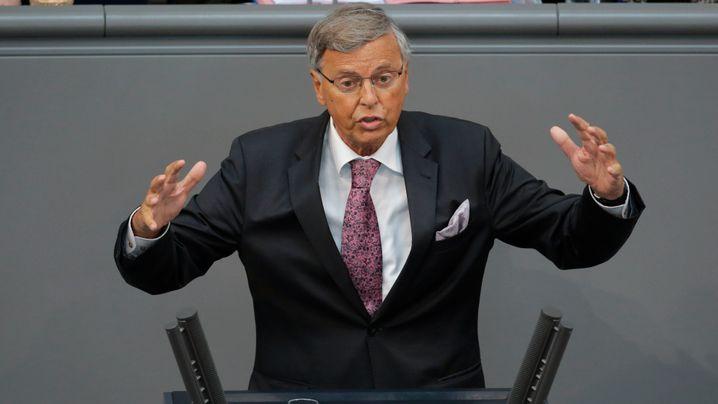 Abschied aus dem Bundestag: Sie kommen nicht wieder