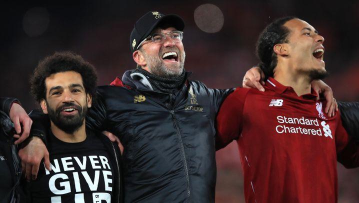 Liverpools 4:0 gegen Barcelona: This is Anfield