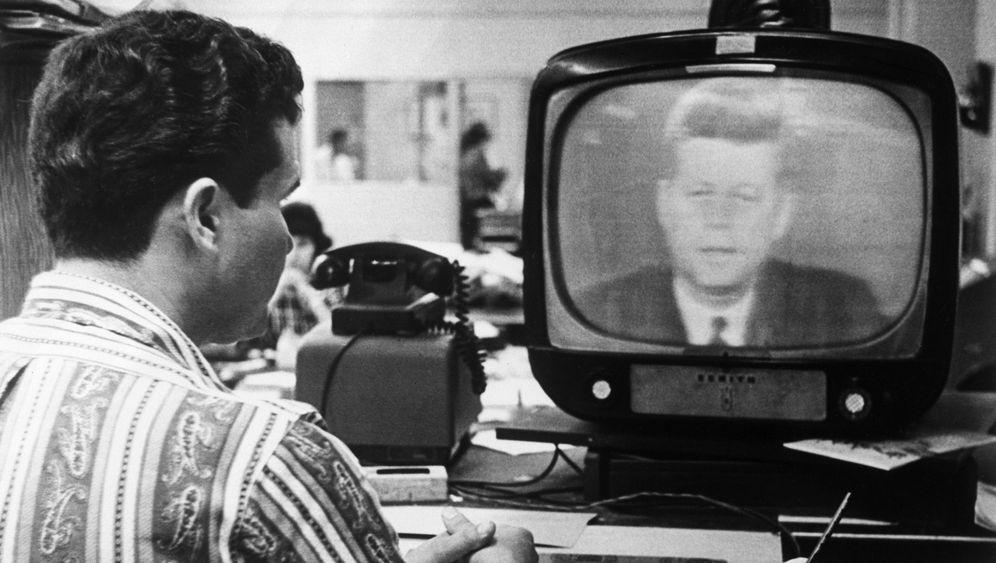 """""""Heißer Draht"""" im Kalten Krieg: Wenn der Russe ruft"""