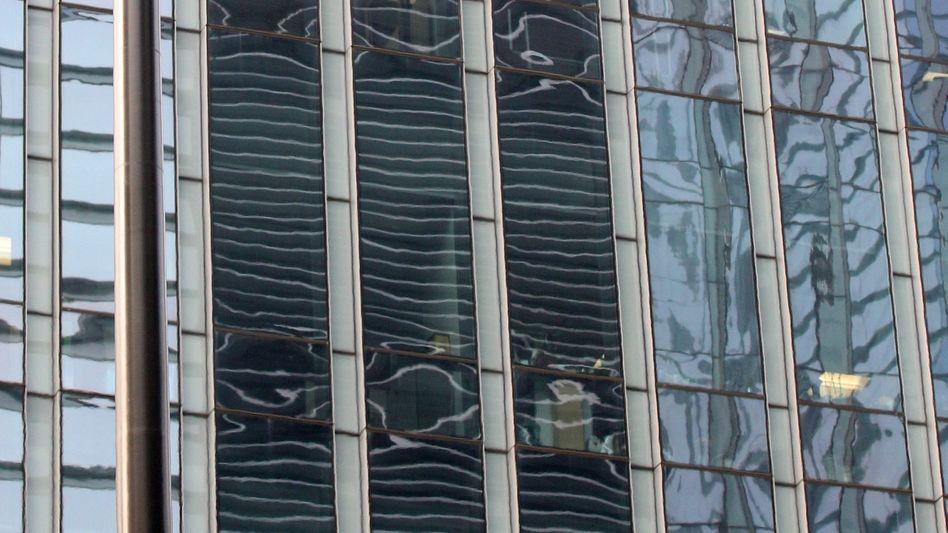 Fahne vor dem Samsung-Hauptquartier in Seoul: Zu geizig mit Patenten?