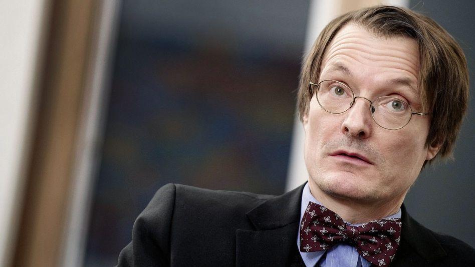 SPD-Politiker Lauterbach: »Das läuft teilweise sehr raffiniert«