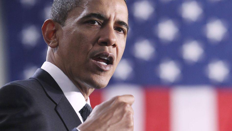 Barack Obama: Soll den Not-Ausschalter für das Internet bekommen, den er nicht will