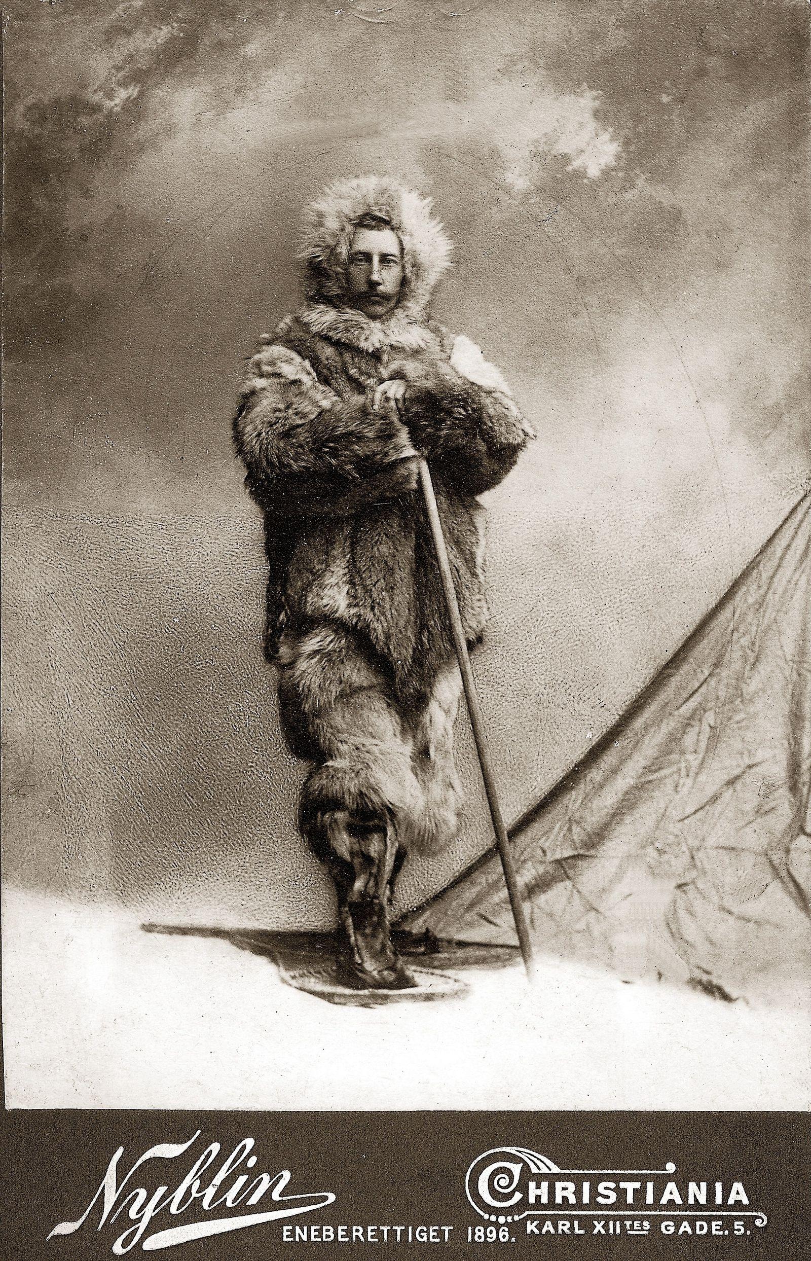 Roald Amundsen, 1906