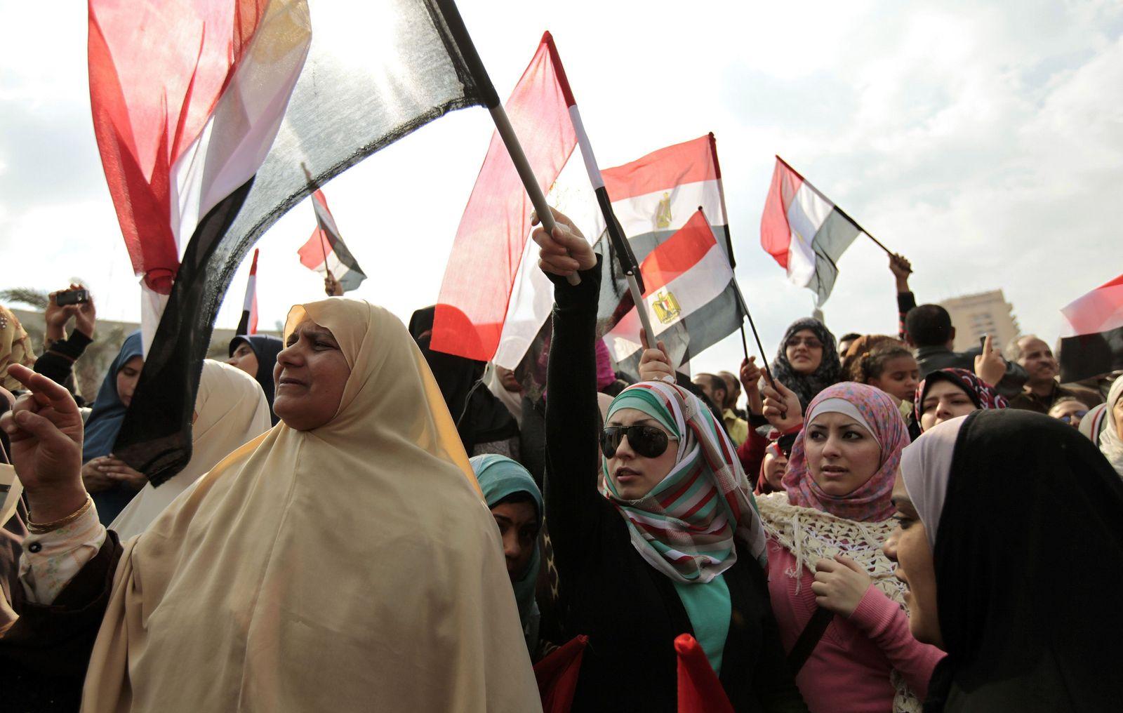 Proteste Ägypten Freitag
