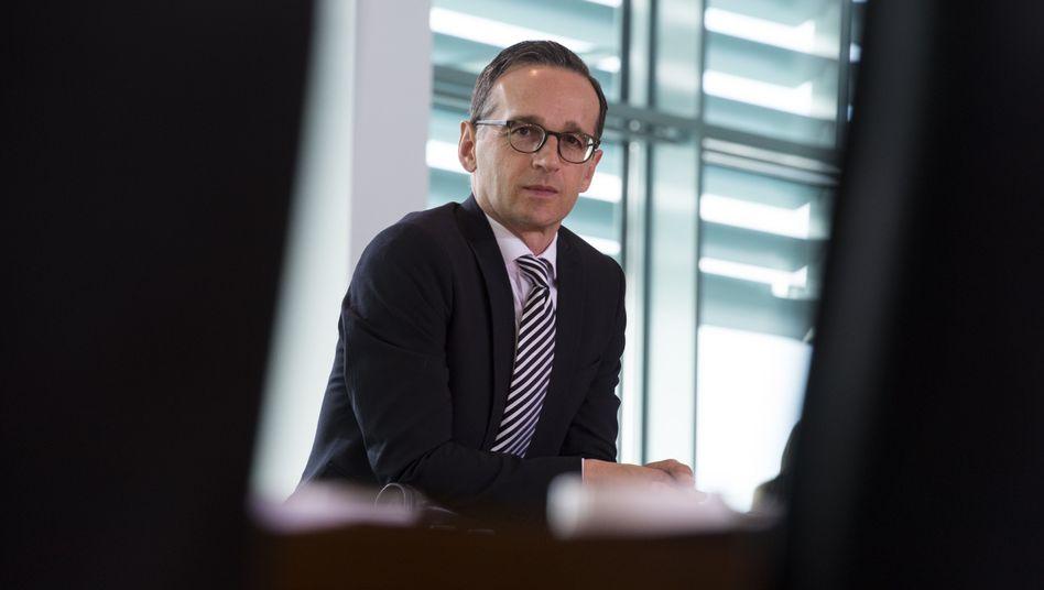 Justizminister Maas: Jede nicht einverständliche, sexuell bestimmte Handlung bestrafen