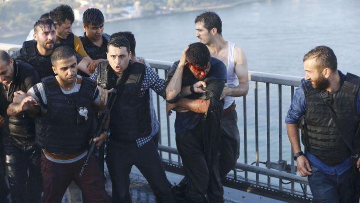 Nach dem Putsch: Lynchstimmung in der Türkei