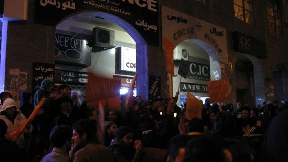 Jordanien: Sanfte Revolte am Jordan