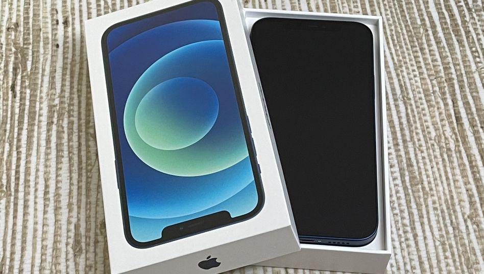 Neues iPhone: Erst auspacken, denn einstellen