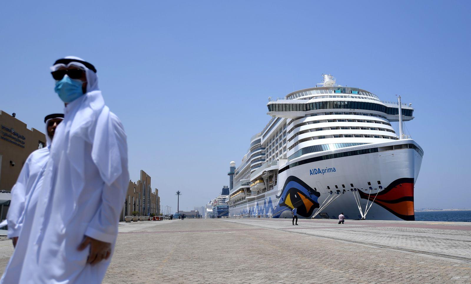 UAE-HEALTH-VIRUS-TOURISM