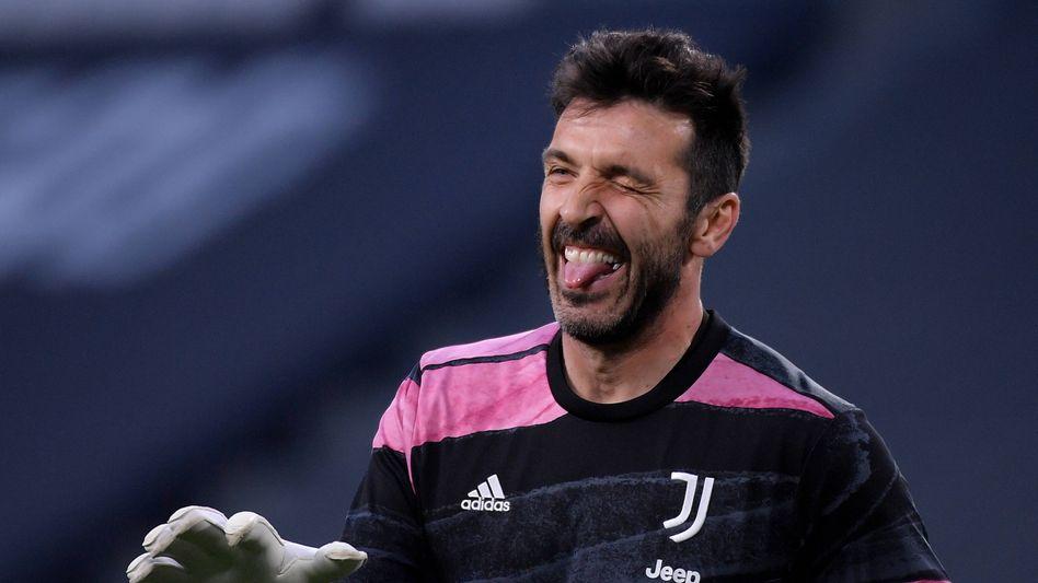 Gianluigi Buffon: von Juventus zurück zu den Anfängen