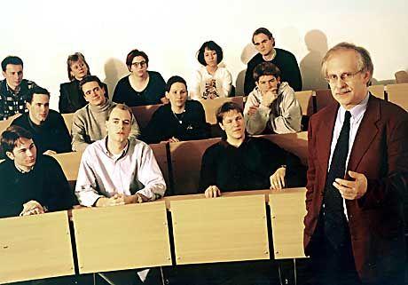 EBS in Oestrich-Winkel: Private Hochschulen auf dem Vormarsch