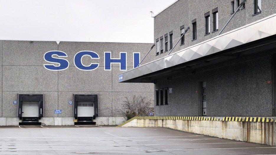 Ehemaliges Schlecker-Zentrallager in Ehingen