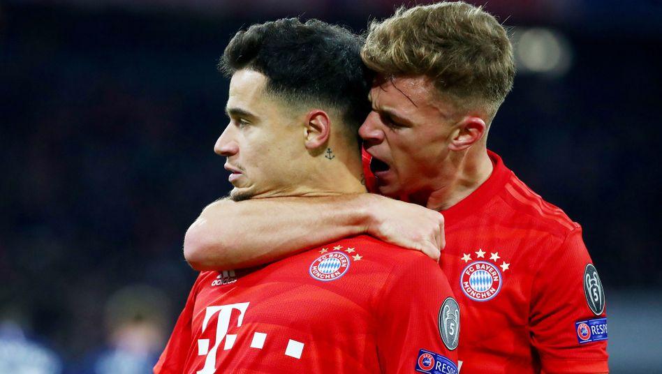 Bayern-Erfolg über Tottenham: Den Chancentod besiegt