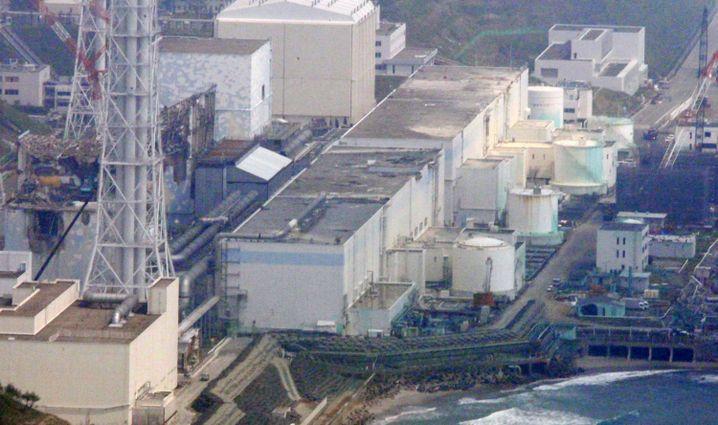 Fukushima im Mai 2012
