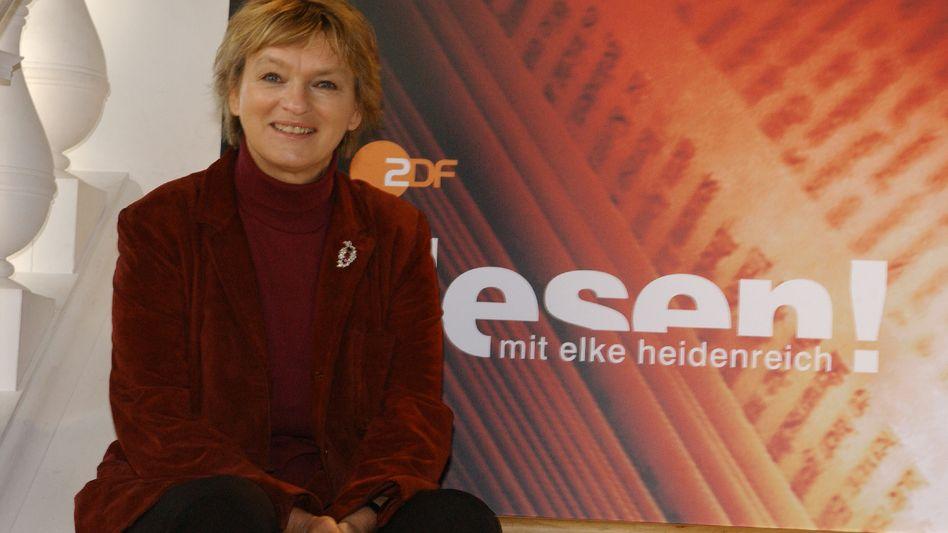 Elke Heidenreich: Nur verhaltenes Zuschauerinteresse