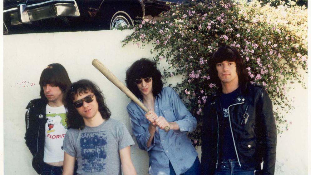 Mit den Ramones auf Tour: 33 Hits in 70 Minuten ungebremst