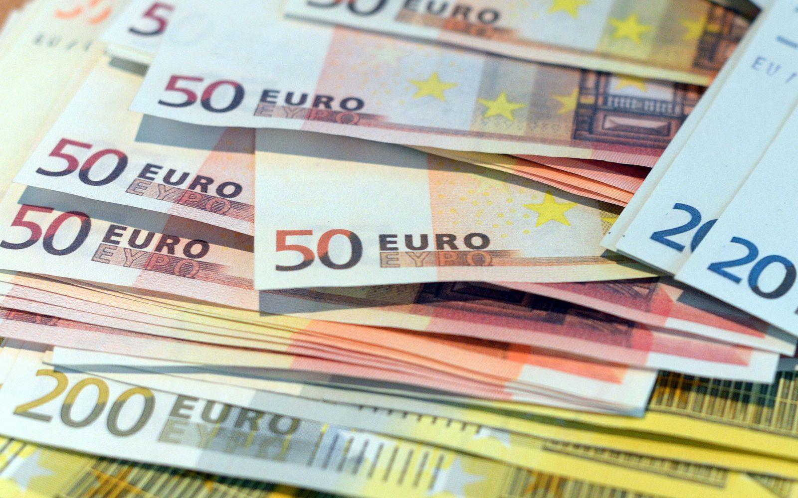 Falsche Euro-Scheine