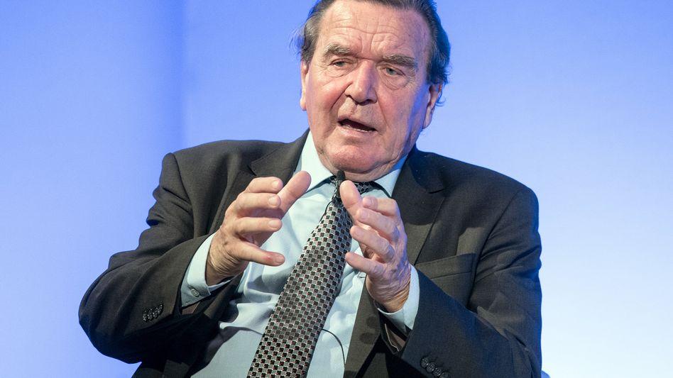 Gerhard Schröder (Archiv)