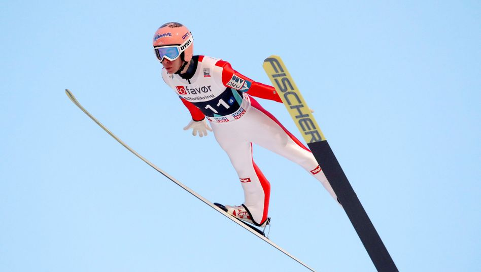 Stefan Kraft hält bislang mit 253 Metern den Weltrekord