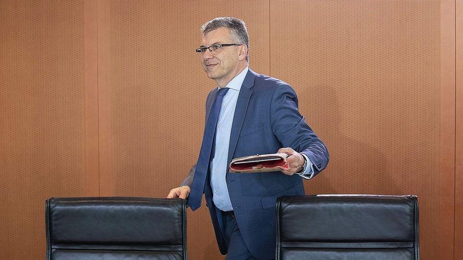Staatssekretär Gatzer:Das Lob hielt sich in Grenzen