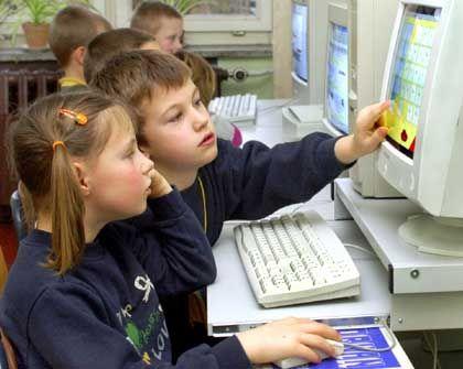 Computerfilter sollen Eltern und Kinder helfen