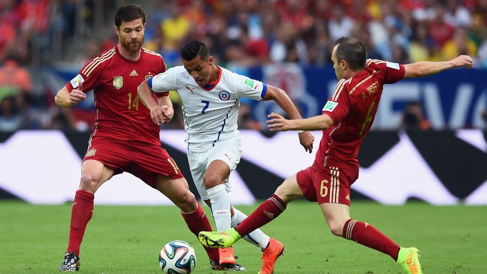 Spaniens Niederlage gegen Chile: Der blamierte Weltmeister